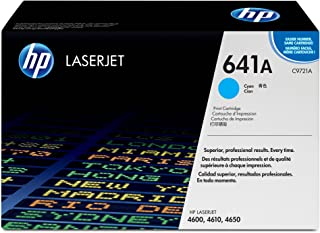 HP 641A | C9721A | Toner Cartridge | Cyan