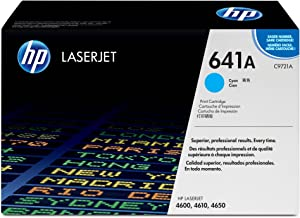 HP 641A | C9721A | Toner Cartridge | Cyan