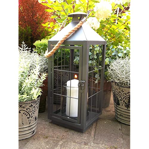 half off 27ca5 d3fe4 Large Garden Lanterns: Amazon.co.uk