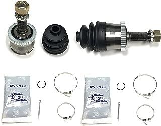 PartsW 2 Pcs Front Outer CV Joints Kit