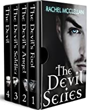 The Devil Series, Books 1-4: Paranormal Vampire Romance Novels