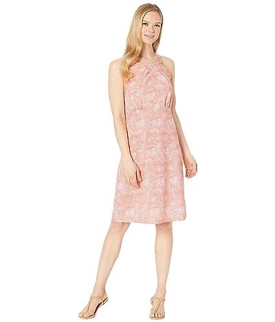 Columbia Armadaletm II Halter Top Dress (Lychee Wave Leaves) Women