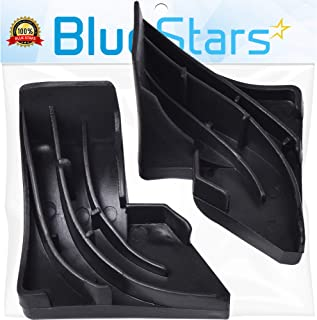 Ultra Durable WD8X227 & WD8X228 Corner Gaskets Replacement Kit by Blue Stars - Exact Fit For GE & Hotpoint Dishwashers - Replaces PS263963 PS263964