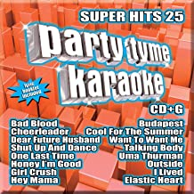 Party Tyme Super Hits 25 16-song G