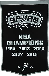 Winning Streak NBA San Antonio Spurs Dynasty Banner