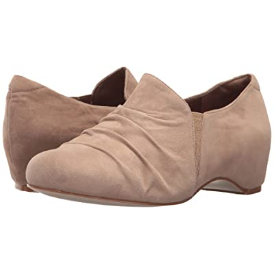 Walking Cradles Keiko (Light Taupe Suede) Women