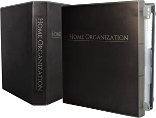 home project binder