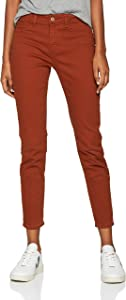 New Look Damen Colour Ankle Grazer Skinny Jeans