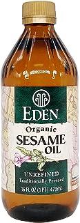 Sponsored Ad - Eden Foods Organic Sesame Oil, 16 Ounce