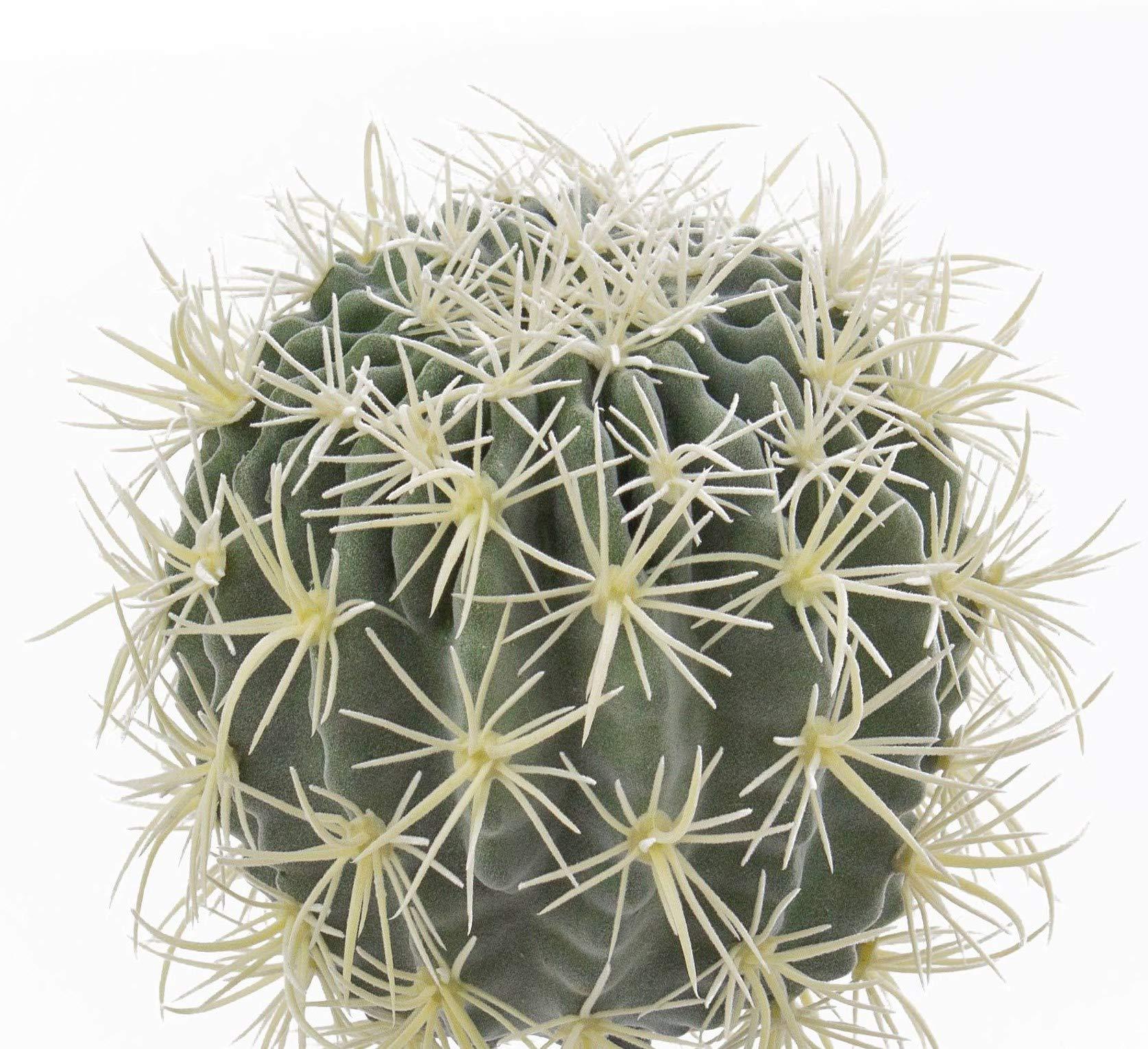 Cactus Artificiel Boule-34 cm