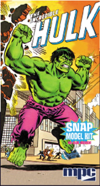 Incrotible Hulk Snap Model Kit