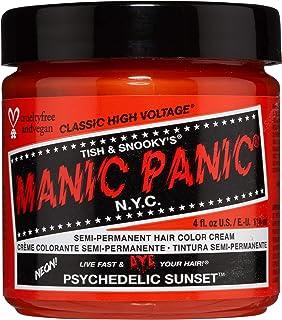 MANIC PANIC CLASSIC PYCHEDELIC SUNSET