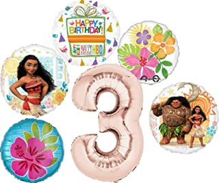 Best moana birthday party decorations Reviews