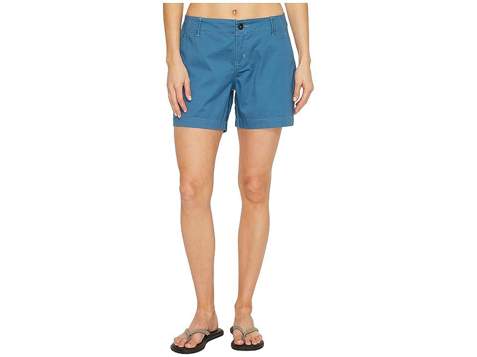 Royal Robbins Ventura Shorts (Wave) Women