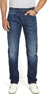 Buffalo David Bitton Men's Ben Relaxed Tapered Denim Jeans