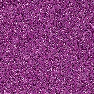 American Crafts Prosperous Purple Coredinations Specialty Cardstock Glitter Silk 20 Pack of 12 x 12 Inch, Large