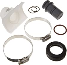 Hayward DF820-2 2-Inch Saddle Clamp Replacement for Hayward Schedule 80 Plastic Pipe