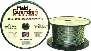 Field Guardian 17-Guage Aluminum Wire, 1/4-Mile