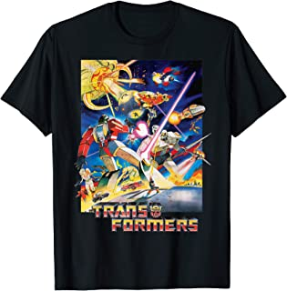 US Transformers The Movie G1 1986 01 T-Shirt