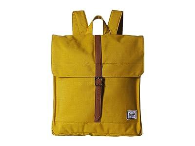 Herschel Supply Co. City Mid-Volume (Arrowwood Crosshatch) Backpack Bags