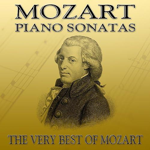 Piano Sonata No  8 in A minor, K  310, I  Allegro maestro by
