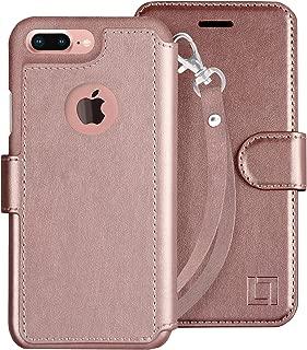 Best iphone 8 plus wallet case wristlet Reviews