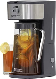 Best west bend cold brew coffee and tea maker Reviews