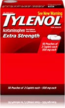 Extra Strength Caplets with Acetaminophen, Pain Reliever & Fever Reducer