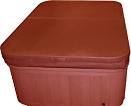Sundance Cameo Replacement Spa Cover and Hot Tub Cover - Brown