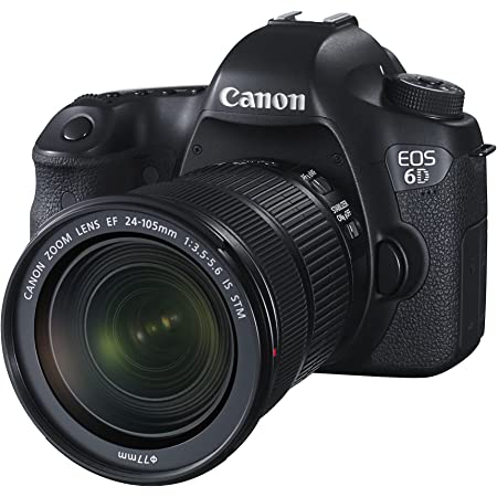 Canon Eos 6d Kit M Ef 24 105 Is Stm Camera Photo