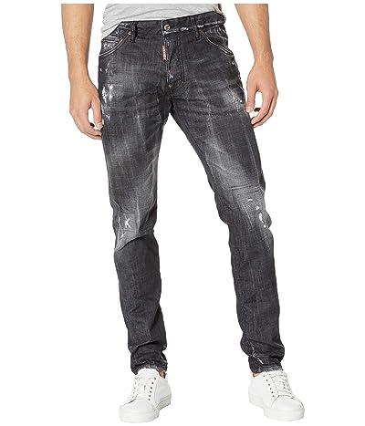 DSQUARED2 Denim Cool Guy Jeans in Black (Black) Men