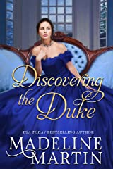 Discovering the Duke (Matchmaker of Mayfair Book 1) Kindle Edition
