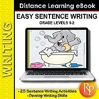 Easy Sentence Writing (eBook)