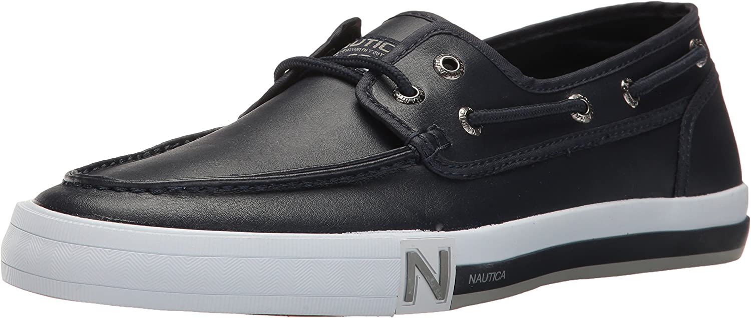 Nautica Mens Spinnaker 2 Pu Boating shoes