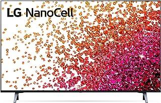LG 55 Inch TV Real 4K NanoCell 75 Series Nano Color a7 Gen4 AI Processor Cinema Screen - 55NANO75VPA (2021 Model)