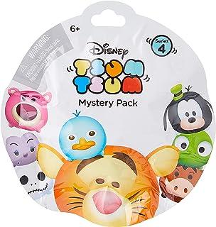 Disney Tsum Tsum mystery pack series 4 (1 Tsum Tsum & 1 accessory per pack)