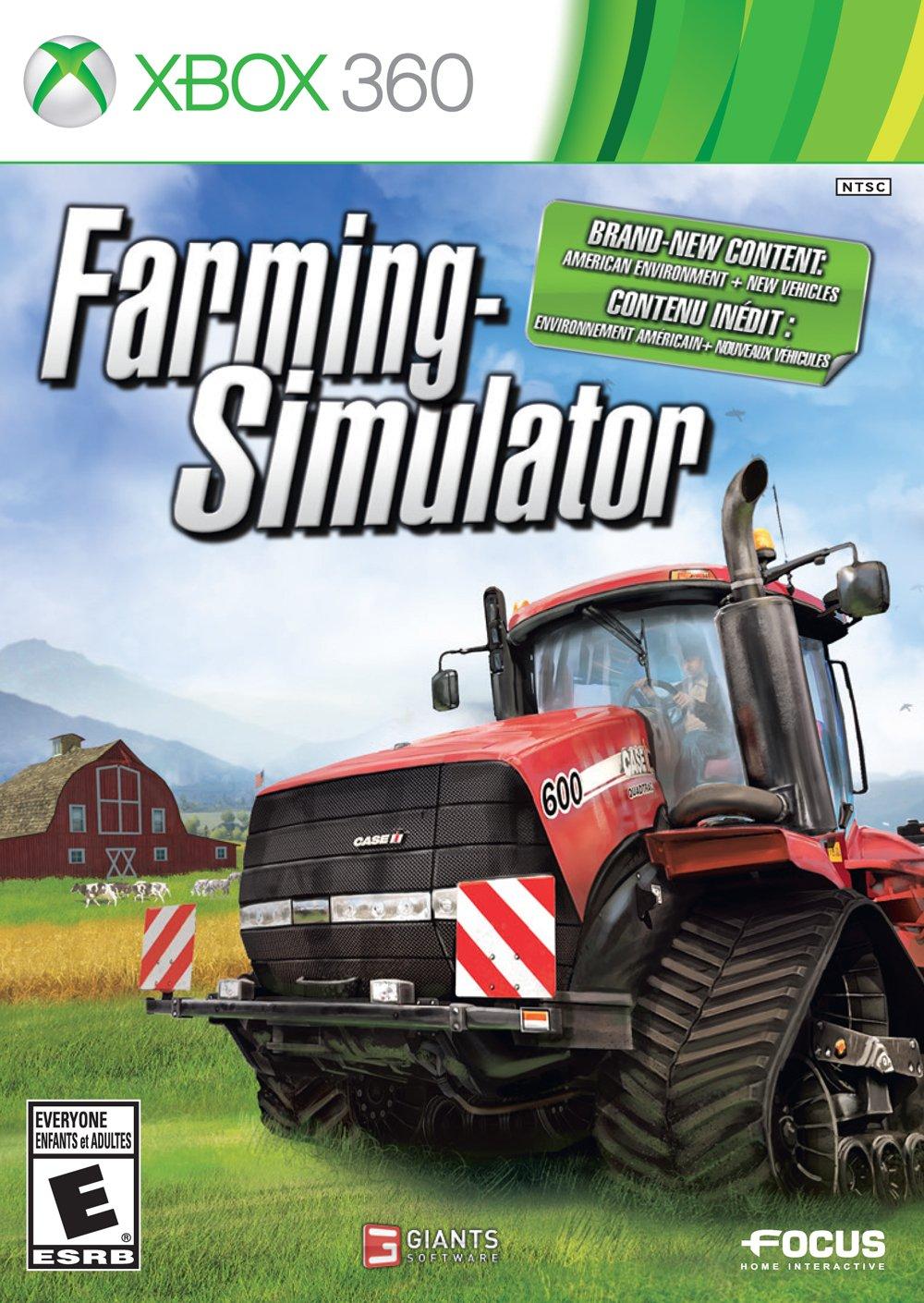 Farming Simulator - Colorado Springs Mall 360 Xbox shop