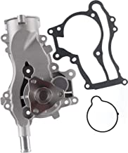 A-Premium Engine Water Pump for Buick Encore 2013-2014 Chevrolet Cruze 2011-2014 Sonic 2012-2014 I4 1.4L Turbocharged DOHC Engine