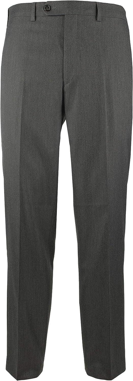 Ralph Lauren New products, world's highest quality popular! Men's Mail order Comfort Flex Flat Dress Fit Front Slim Pants