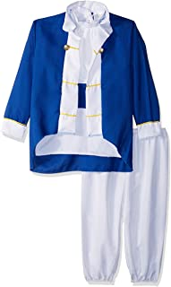 RG Costumes Colonial Captain Costume, Blue/White, Small