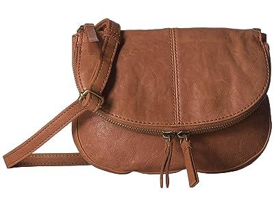 Lucky Brand Dev Belt Bag (Walnut) Handbags