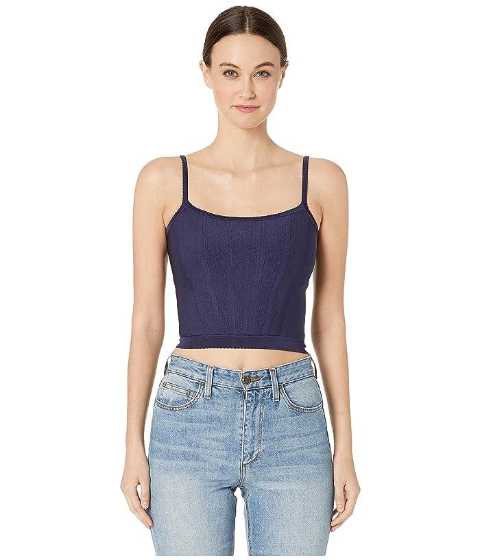 1920s Style Underwear, Lingerie, Nightgowns, Pajamas Knit Corset Top Spring Indigo Womens Underwear $375.00 AT vintagedancer.com