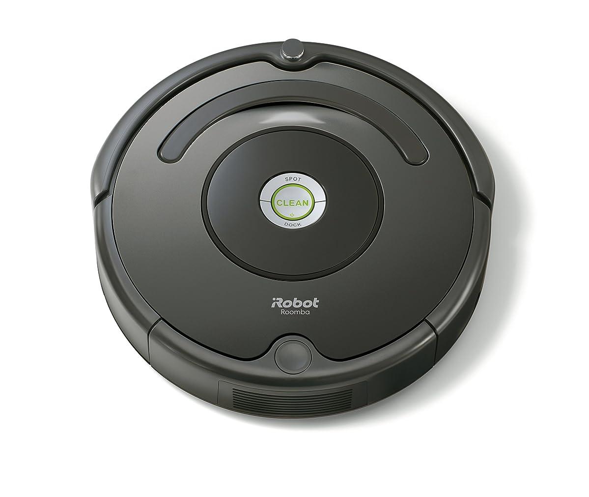 彼自身爆発する貧しい【Amazon.co.jp限定】ルンバ642 アイロボット ロボット掃除機 自動充電 フローリングの床から和室の畳、カーペット ラグ 絨毯(じゅうたん)にも