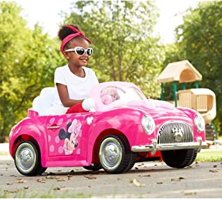 Minnie Convertible 6V Battery-Powered Huffy Ride-On