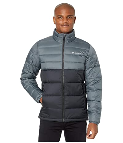 Columbia Buck Buttetm Insulated Jacket (Black/Graphite) Men