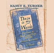 These Is My Words Lib/E (Sarah Agnes Prine)