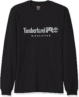 Timberland PRO 男式棉质 Core 长袖 t 恤