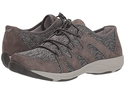 Dansko Holland (Charcoal Suede) Women