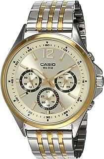 Casio Mens Quartz Watch, Analog Display and None Strap
