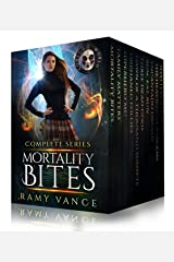 Mortality Bites - The COMPLETE Boxed Set (Books 1 - 10): An Urban Fantasy Epic Adventure Kindle Edition